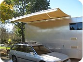 Self Supporting Awning
